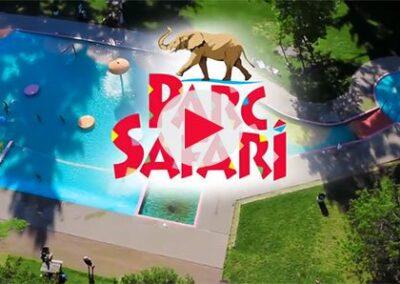 Écoutez la vidéo - ParcSafari Pubtélé