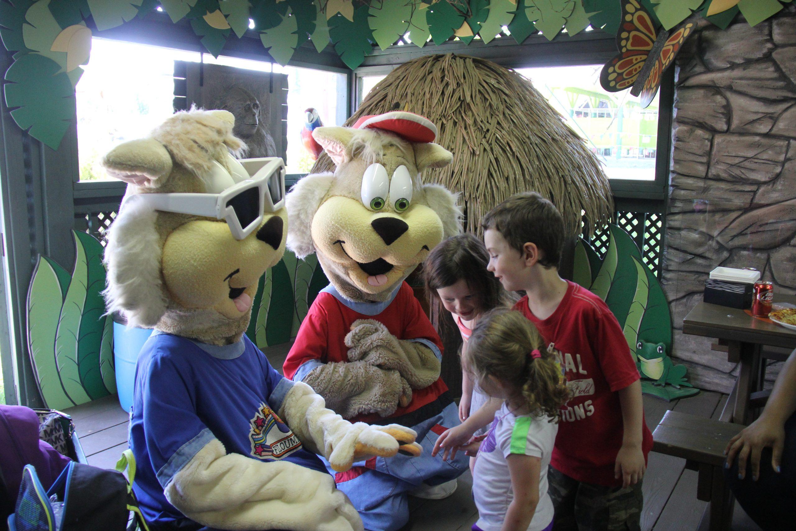 Kids Birthday Parties Le Parc Safari